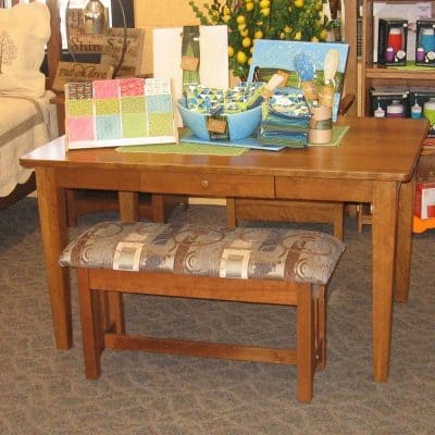 Table and chair sets archives amish oak for Dining room tables 36 x 54