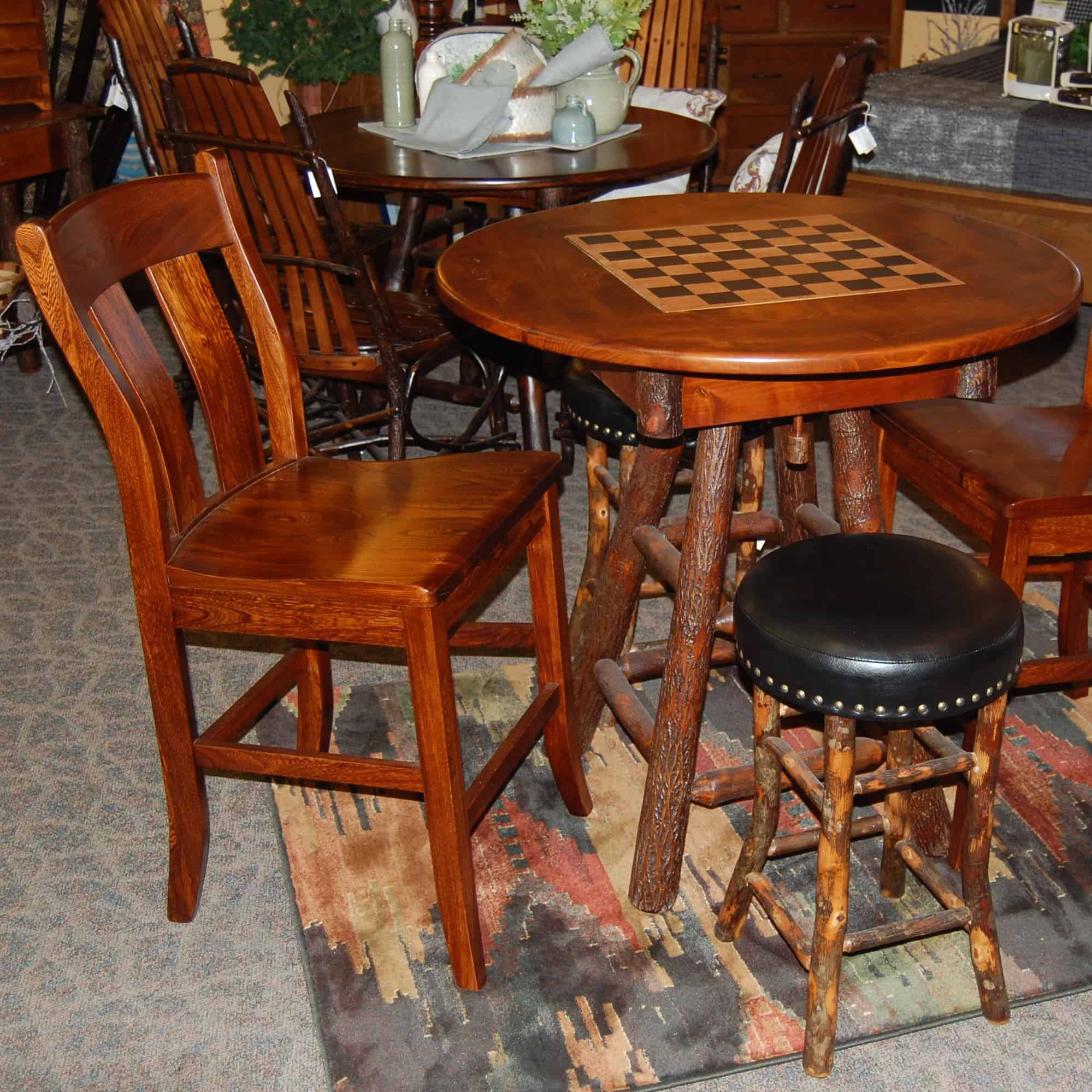 County Delight Game Table ...