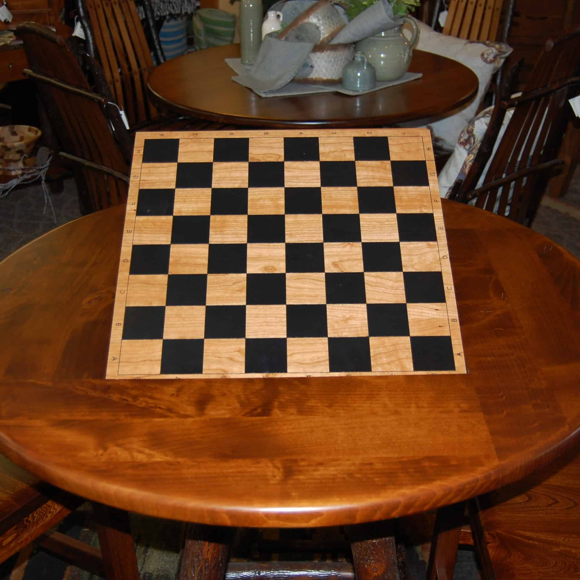 Charmant County Delight Game Table, Shown In Hickory And Rustic Alder With A  Michaelu0027s Cherry Finish (Table Only)