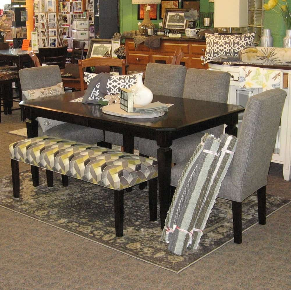 Swell Weston Table Charmer Chairs And Bench Amish Oak Beatyapartments Chair Design Images Beatyapartmentscom