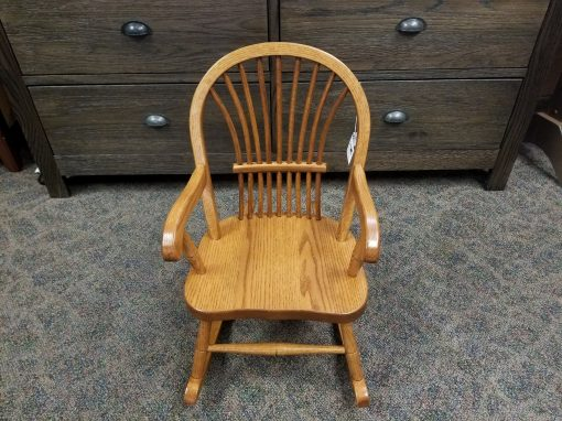 Sheaf Child's Rocking Chair 4