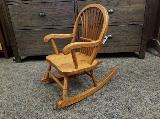 Sheaf Child's Rocking Chair 2