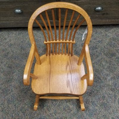 Sheaf Child's Rocking Chair 1