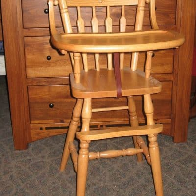 Acorn High Chair A