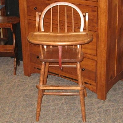 Bow High Chair