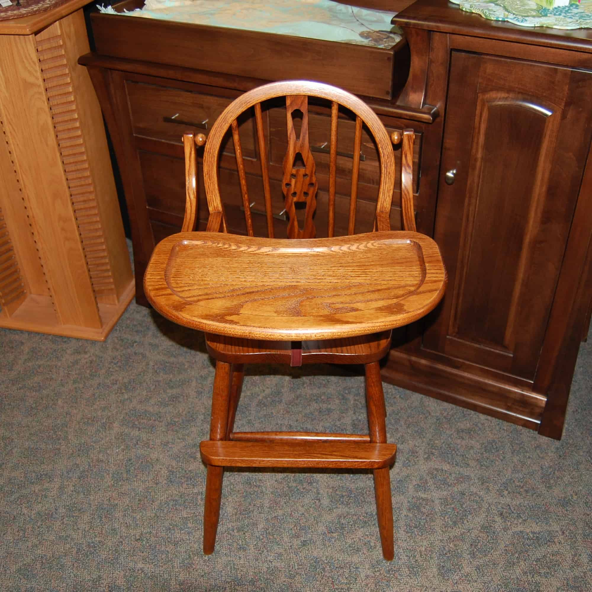 High Chairs Archives Amish Oak