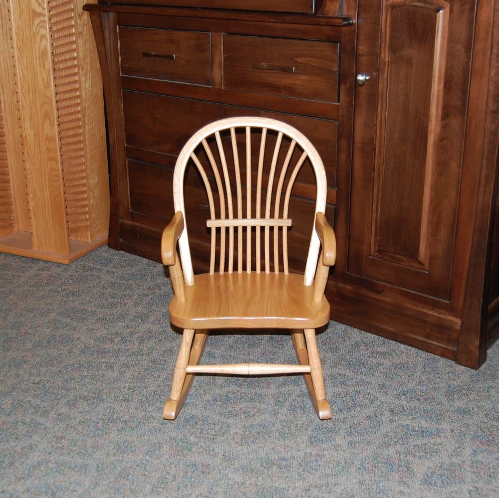 Sheaf Childu0027s Rocking Chair ...