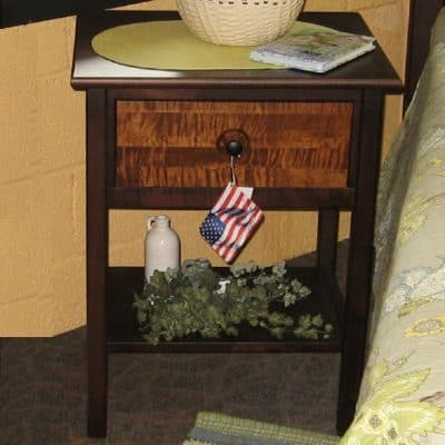 Chesapeaka 1 Drawer Nightstand