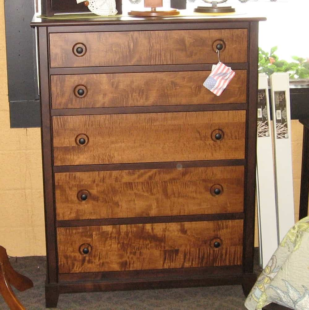 drawer chest brass maple keeler pulls drawers dresser befe products of no with