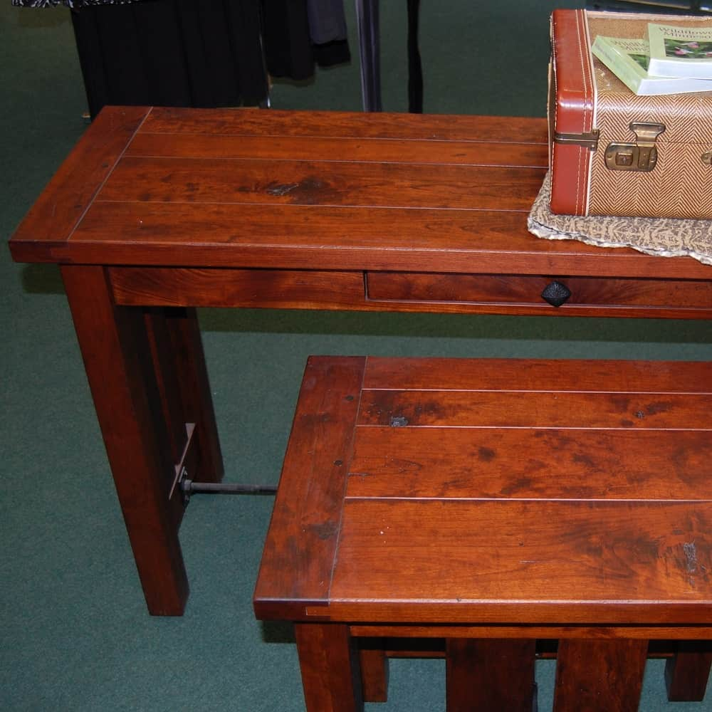 Best Rustic Cherry Wood Furniture s Liltigertoo