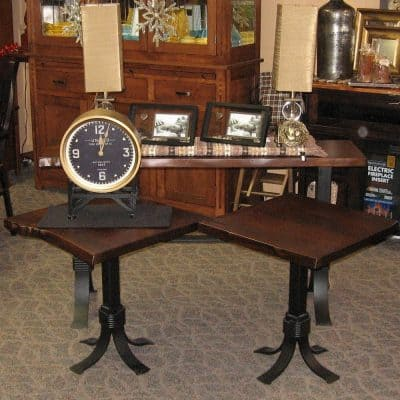 Living Room Table Sets Archives - Amish Oak