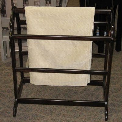 Open End Quilt Rack