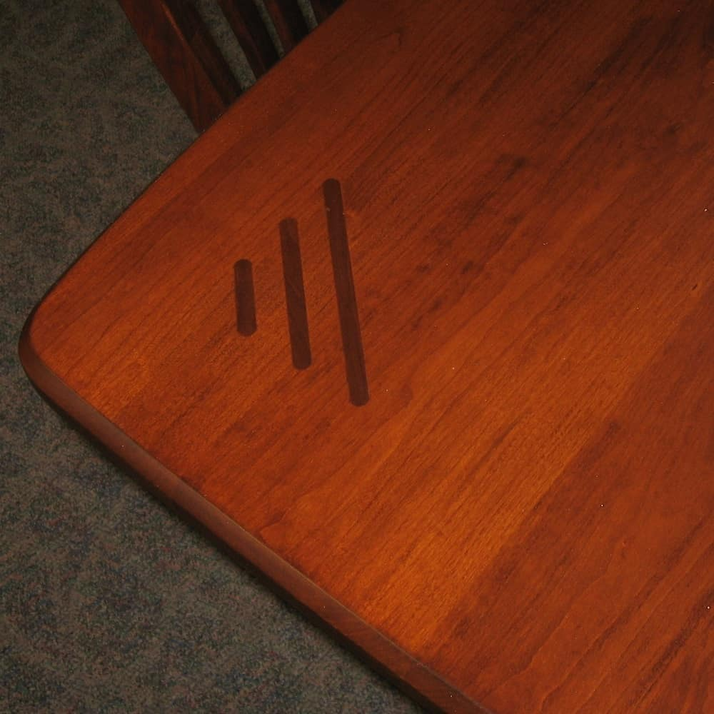 Innsbruck Dining Table Table Only Amish Oak