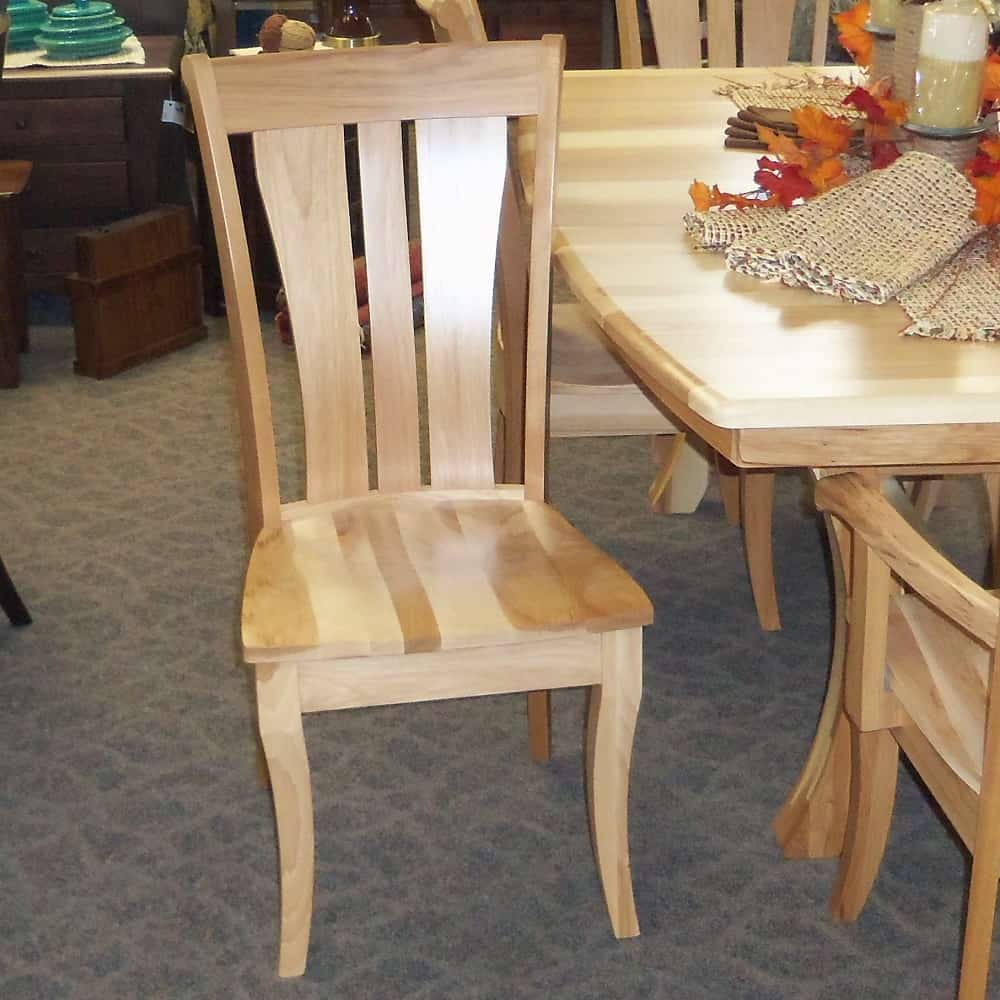Grand Island Dining Set Shown In Hickory With A Natural