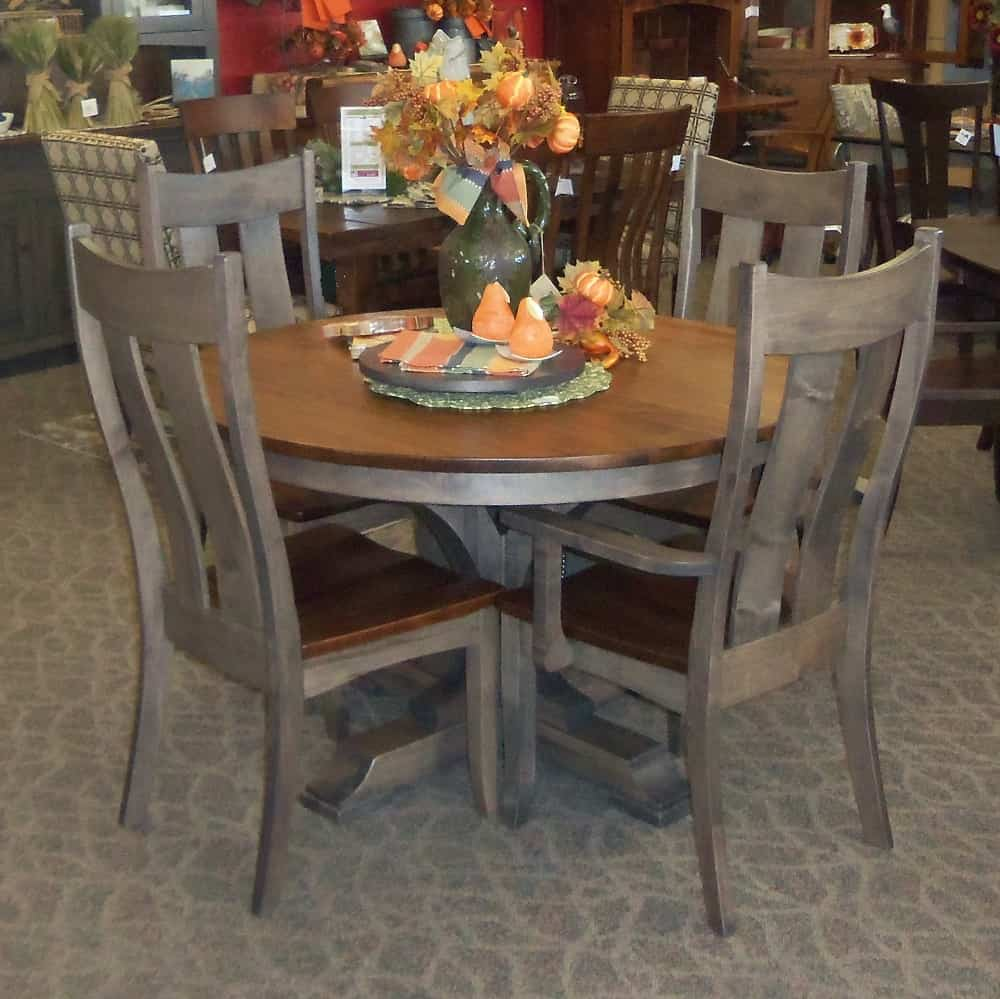 Dining Room Table With Multiple Leaves 2