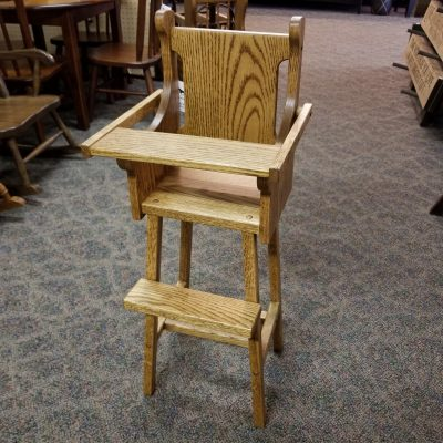 Doll High Chair 1