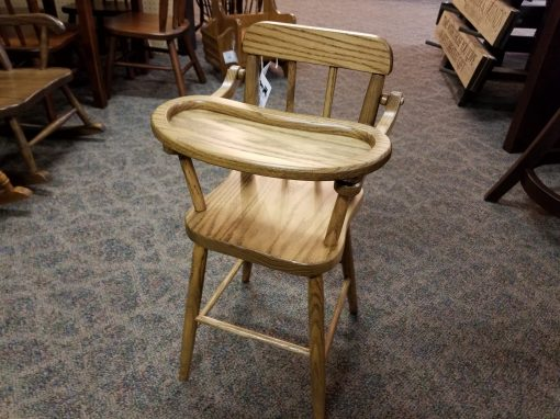 Spindle Doll High Chair 1