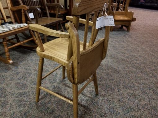 Spindle Doll High Chair 2