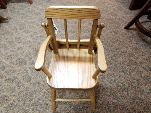 Spindle Doll High Chair 3