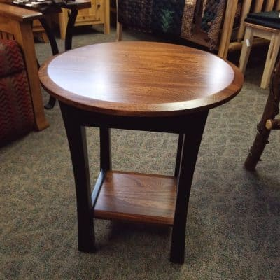 Tyron Round End Table 1