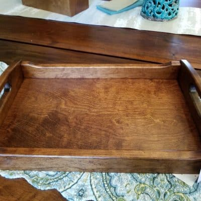Deluxe Serving Tray 1