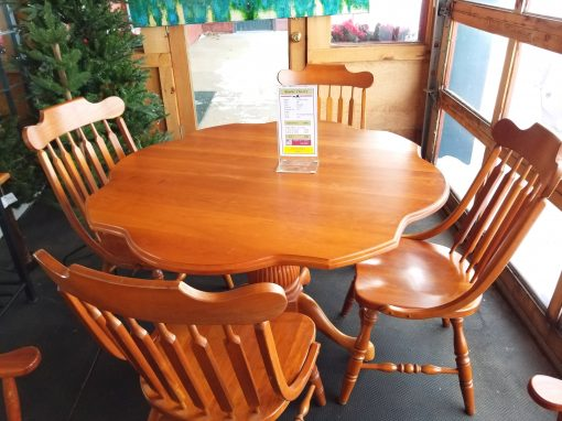 Gently Used Dining Set 1