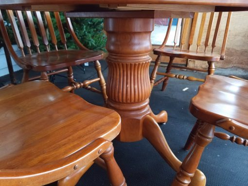Gently Used Dining Set 2