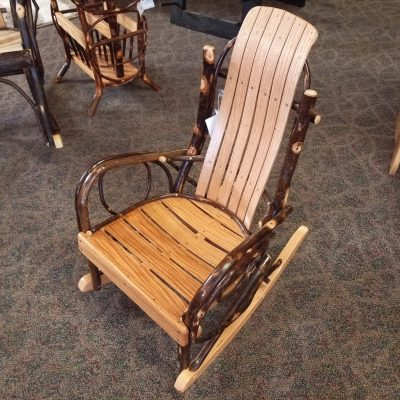 Child's Hickory Rocker 1