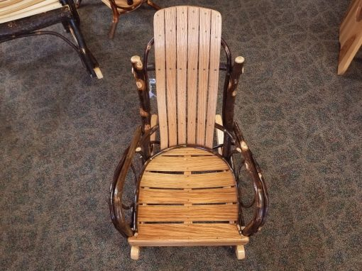 Child's Hickory Rocker 2
