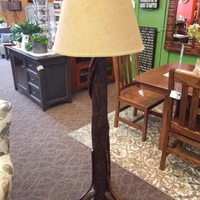 Hickory Floor Lamp 1
