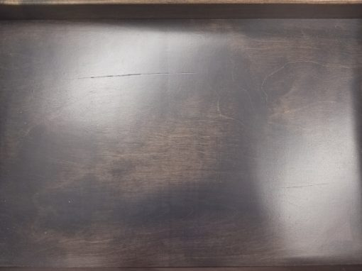 Brown Maple Deluxe Serving Tray 3