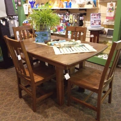 """Almond"" Sheridan Dining Set 1"