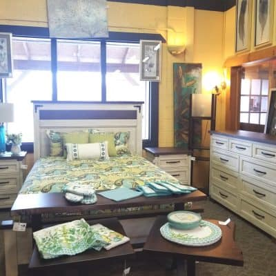 Farmhouse Heritage Bedroom Set 1