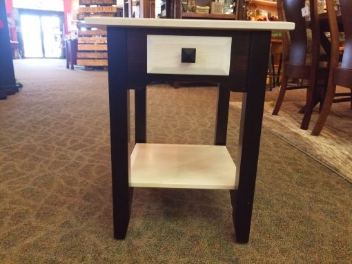 Iris Collection End Table 3