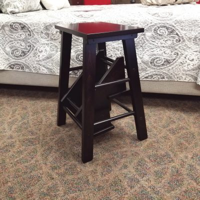 Fold-Out Step Stool 1