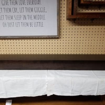 "36"" Mantle Shelf 1"