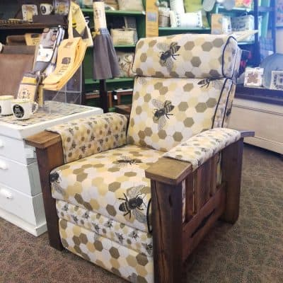 Tiverton Chair Recliner 1