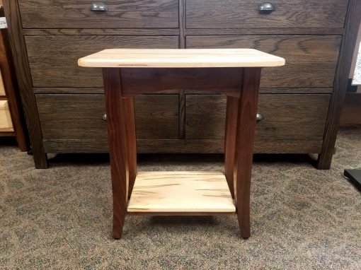Master End Table 4