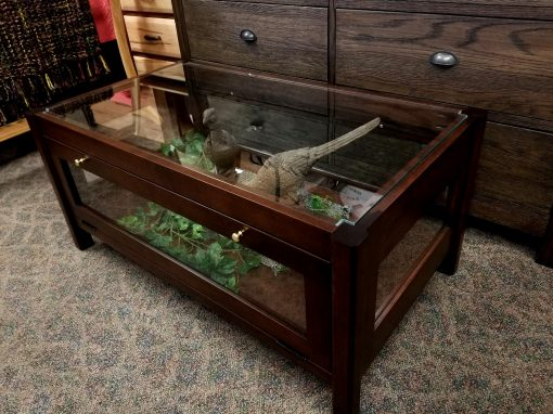 Curio Coffee Table 2