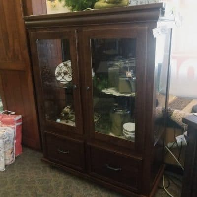 Heirloom Mini Hutch 1