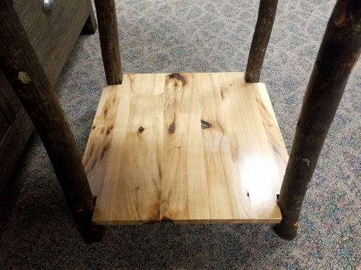 Checkerboard End Table 4