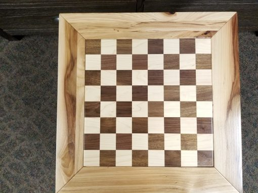 Checkerboard End Table 5
