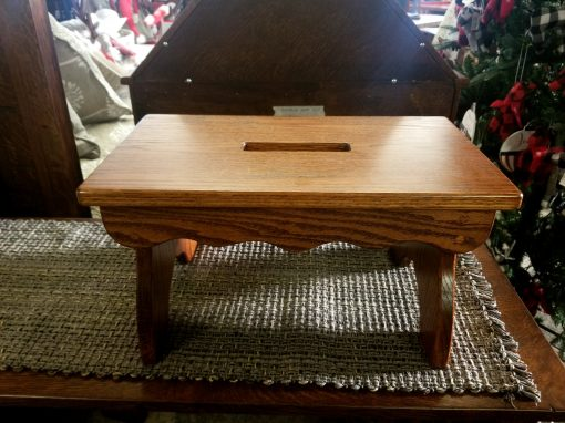 Slotted Bench 1