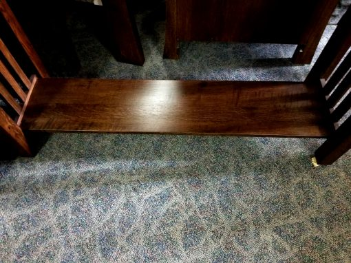 Country Mission Sofa Table 3