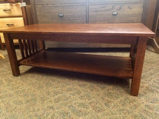 Country Mission Coffee Table 2