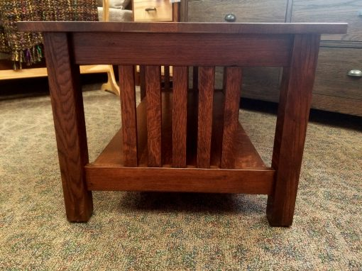 Country Mission Coffee Table 3