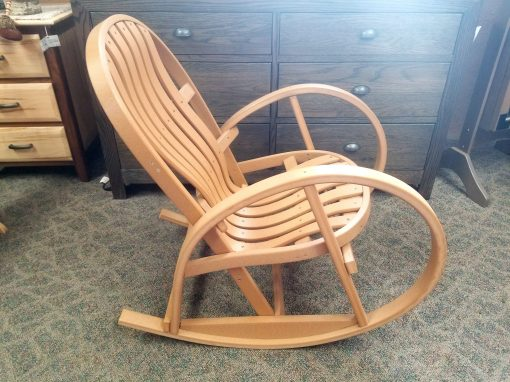 Amish Bent Poly Rocker 3