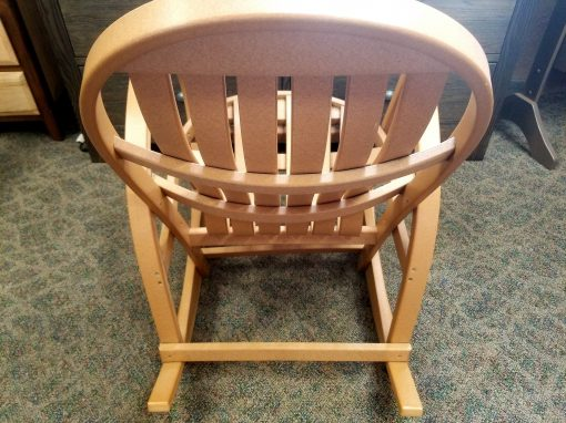 Amish Bent Poly Rocker 5