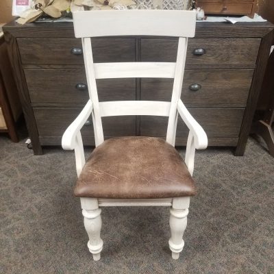 Harvest Highback Arm Chair 1
