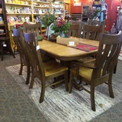 Granite Dining Set 1